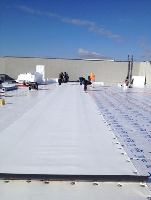 Crown Contractors Llc Industrial Commercial Roofing