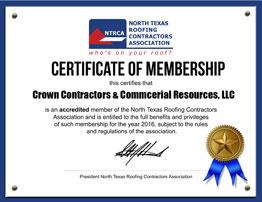 Contractor References Crown Contractors Llc
